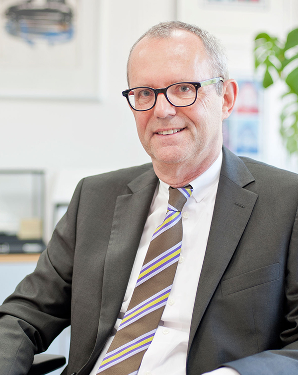 Präsident Ulrich Kiffe